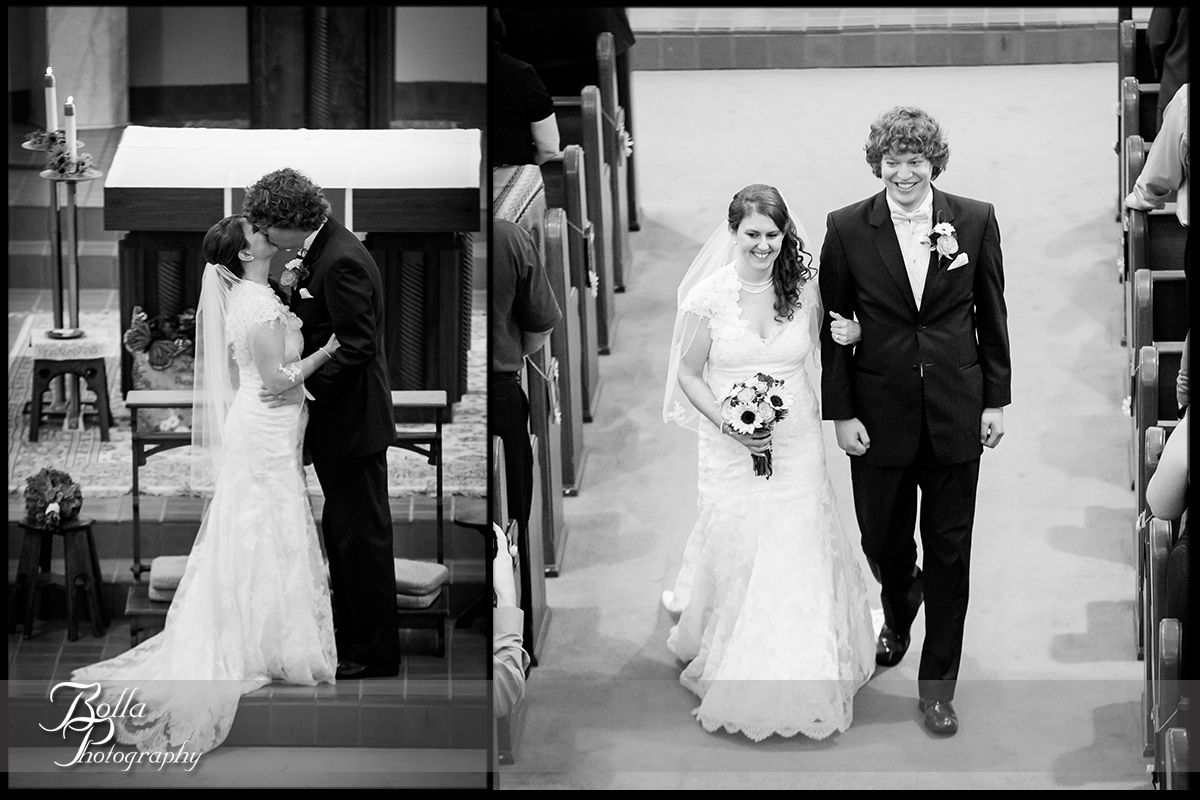 007_Bolla_Photography-wedding-church-ceremony-bride-groom-first_kiss-recessional-exit-aisle-Breese-Kuhl.jpg