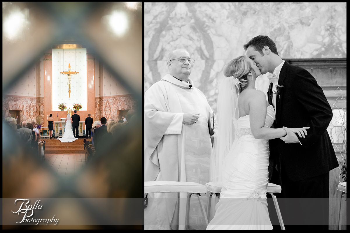 009-Bolla-Photography-wedding-Saint-Louis-MO-STL-bride-groom-first-kiss-ceremony-church-Peters.jpg