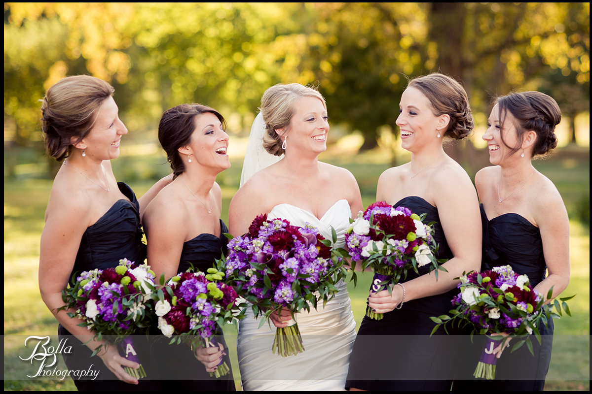011-Bolla-Photography-wedding-Saint-Louis-MO-STL-bride-four-bridesmaids-laughing-portraits-park-Peters.jpg