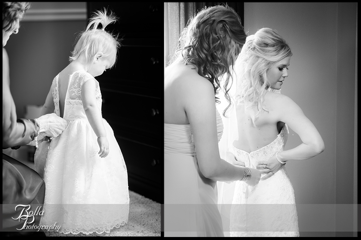 003-Bolla-Photography-wedding-Germantown-IL-bride-preparations-dress-zip-flower-girl-daughter-mother-sister-Albers.jpg