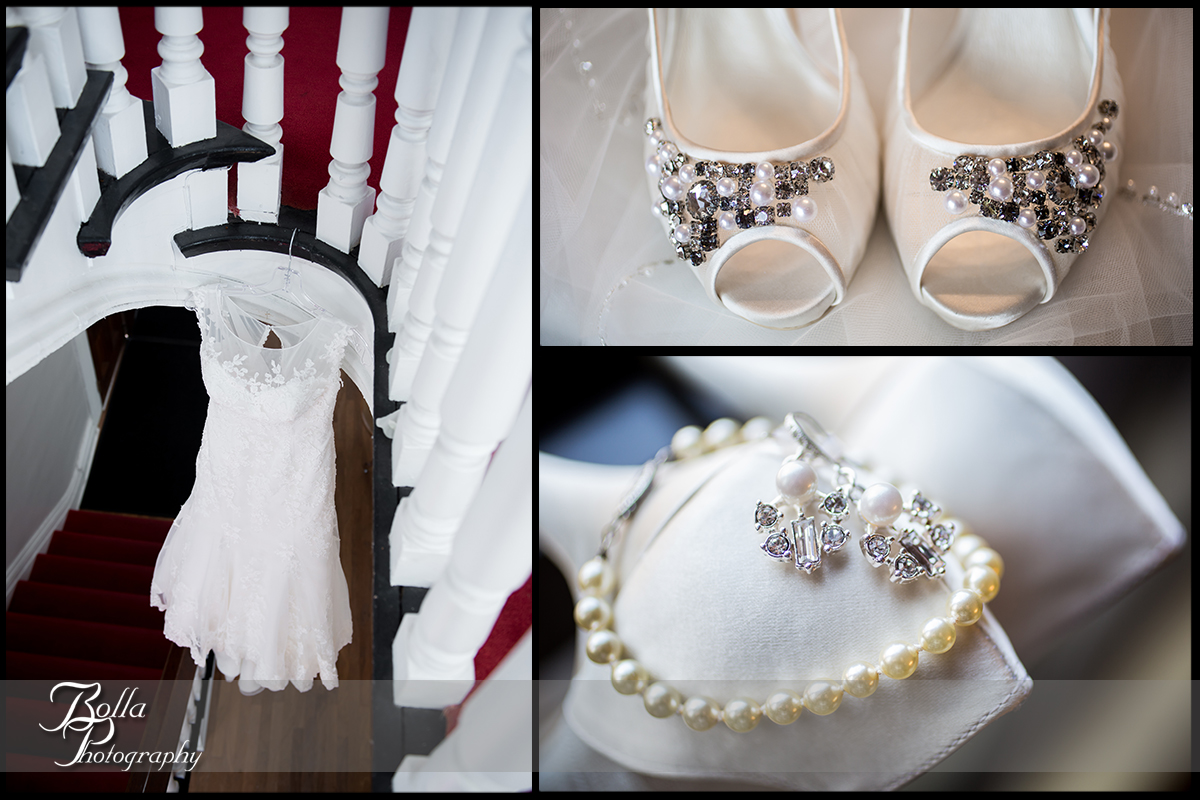 002-Bolla-Photography-Saint-Louis-wedding-photographer-McKendree-Bothwell-Chapel-Lebanon-IL-ceremony-Regency-OFallon-IL-reception-bride-preparations-dress-staircase-shoes-heels-jewelry-pearls-veil-bracelet-details-McClain.jpg