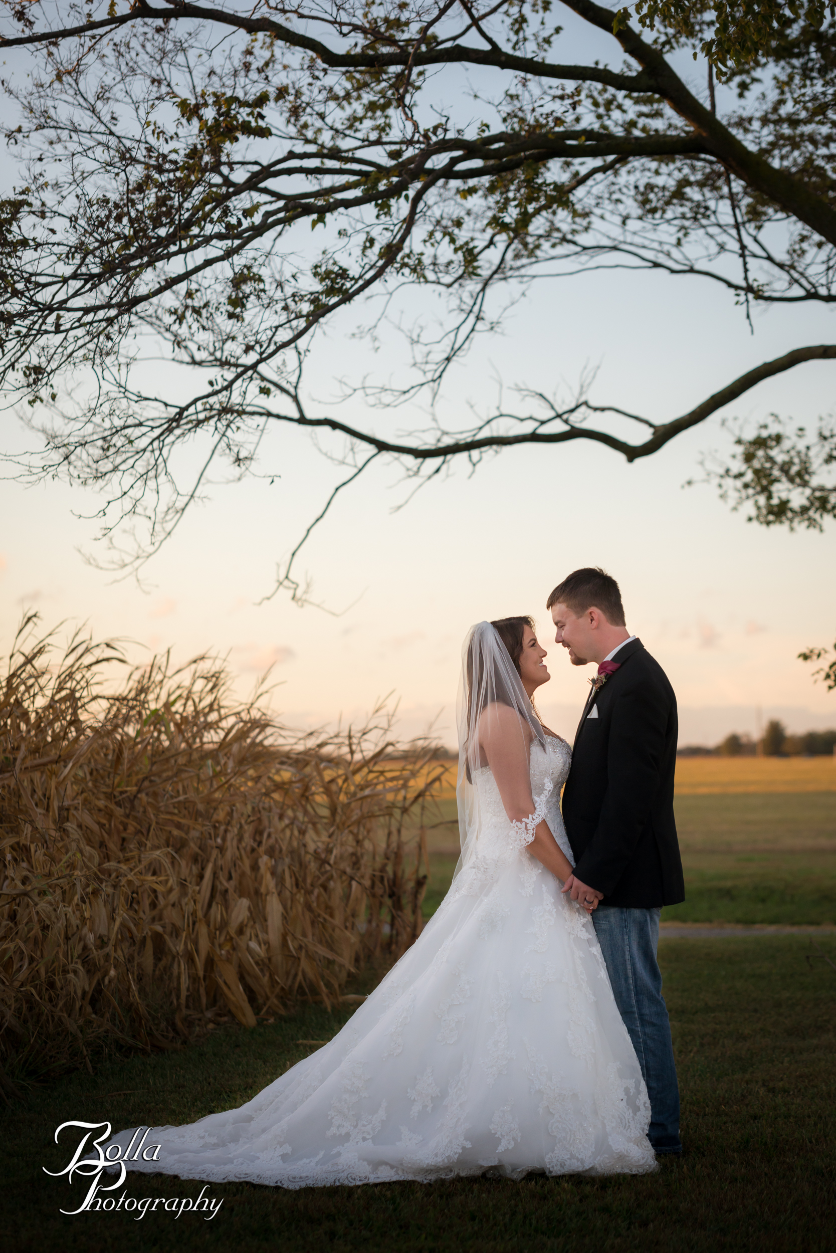 Bolla_photography_edwardsville_wedding_photographer_st_louis_weddings_Amber_Korsmeyer_Kyle_Gruner_Schwarz_Barn_blue_jeans_pickup_truck_autumn-0004.jpg
