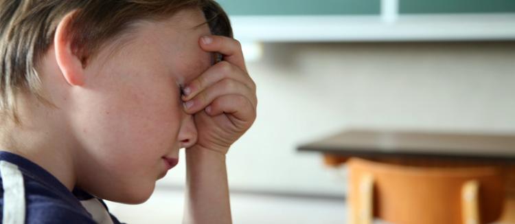 La mesure du stress chez l'enfant