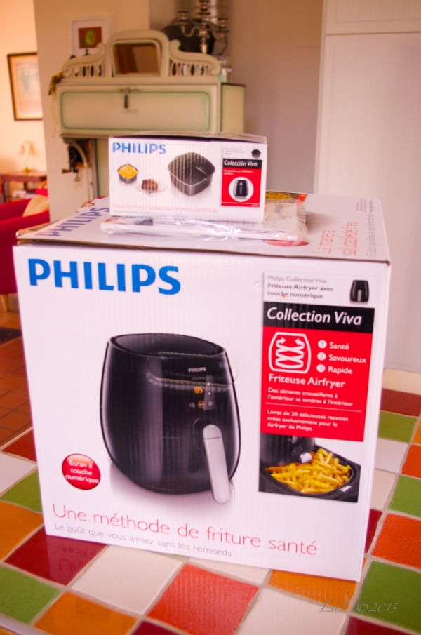 Airfryer Phillips