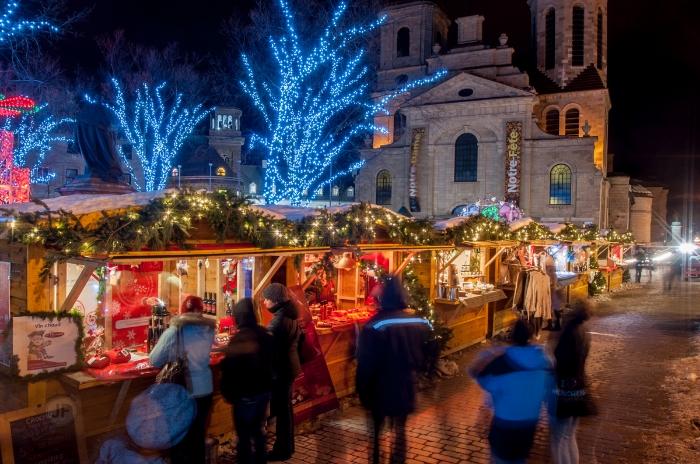 Crédit photo : Le marché de Noël allemand