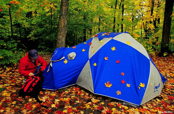 Crédit photo : Camping Algonquin