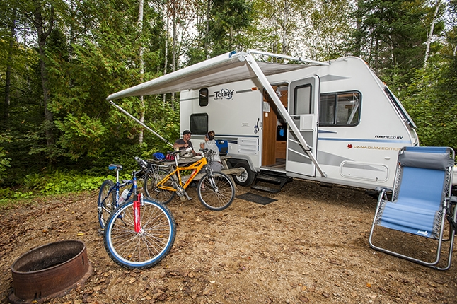 Crédit photo : Camping Morin-Heights