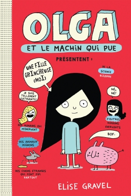 Élise Gravel. Scholastic Canada