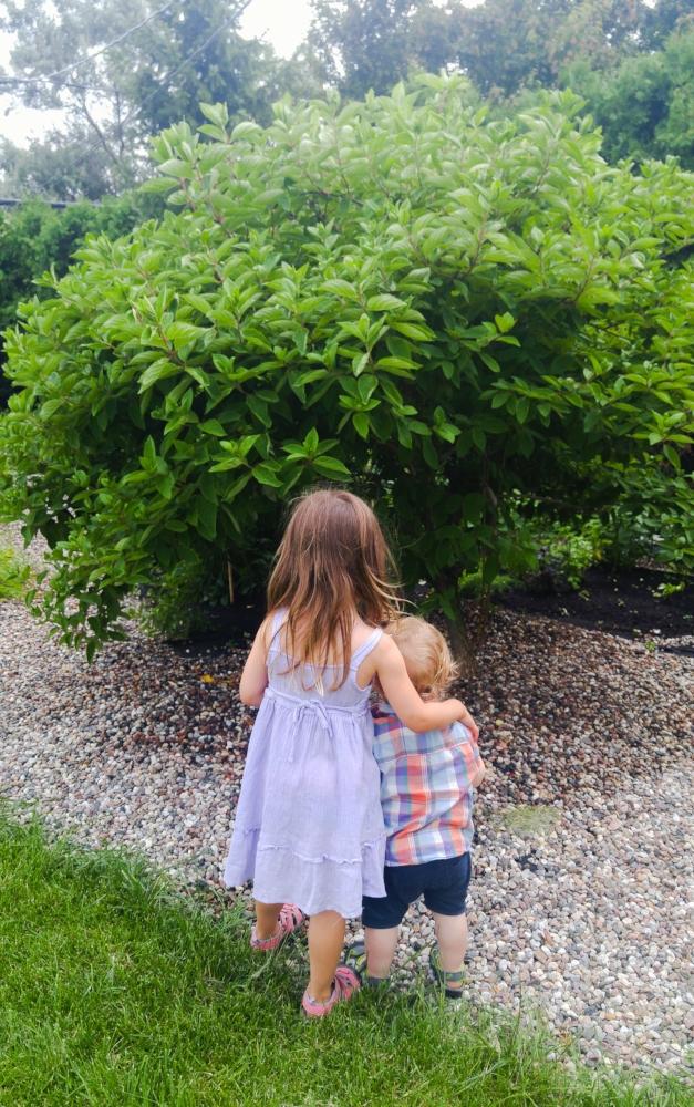 ...émerveillons-nous des réussites de chacun de nos enfants!  Photo : Émilie Poirier