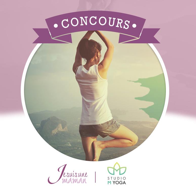 concours yoga studioM