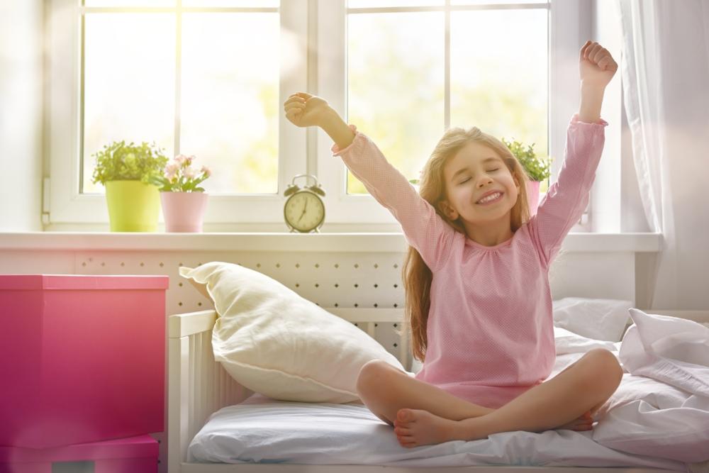 Des enfants bien reposés, c'est tellement important!