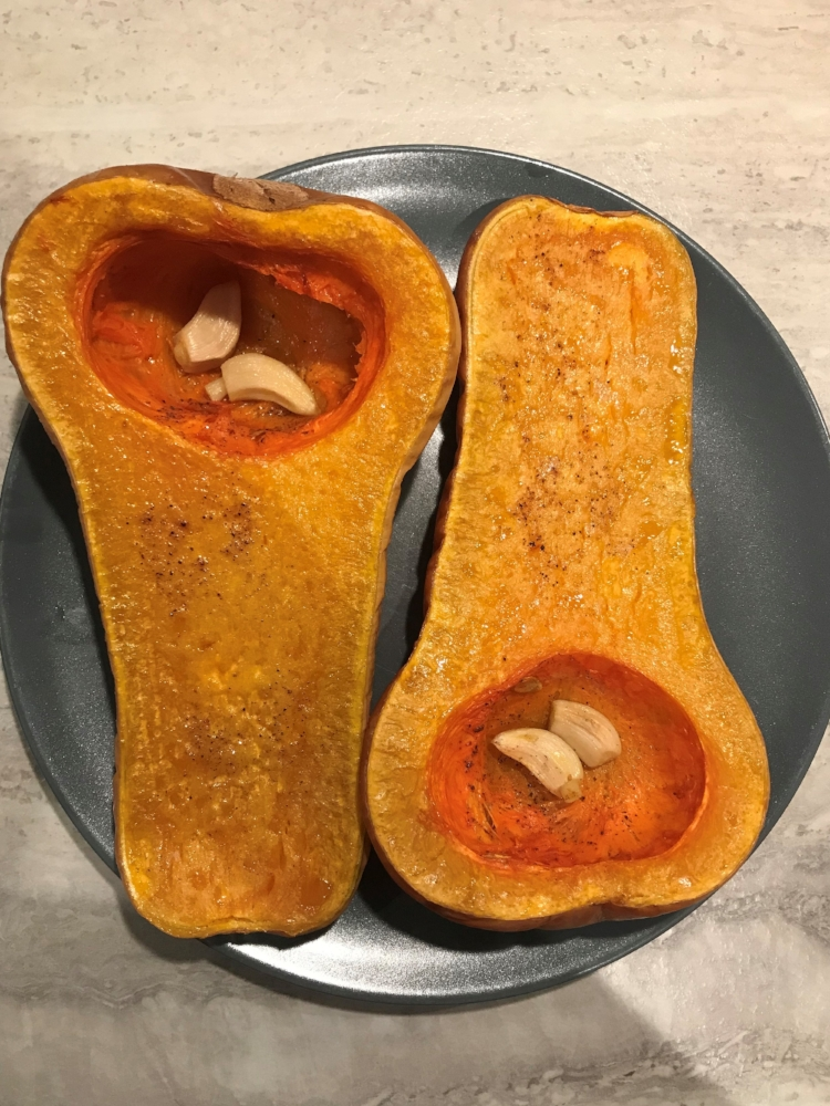 courge butternut potage