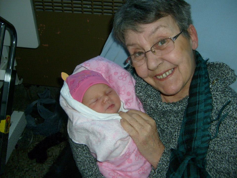 souvenir de grand-maman