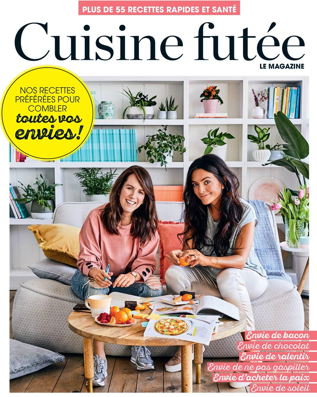 Cuisine futée parents pressés, le magazine, Les Envies, nouveauté, recettes, idées