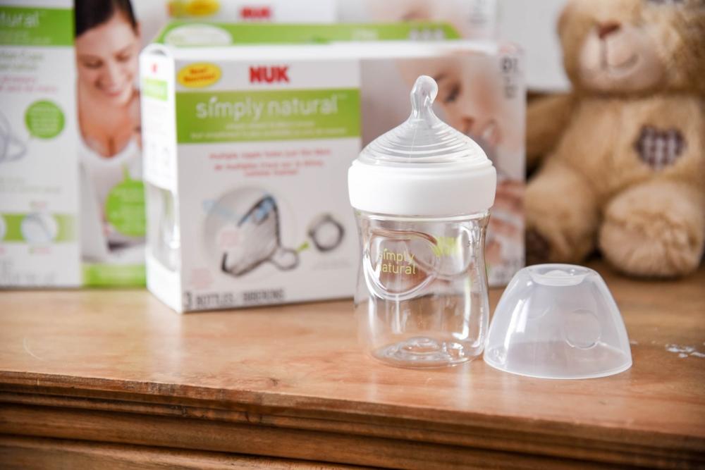 """Coût : 9,99 $ pour 1 bouteille (5oz/9 oz); 24,99 $ pour un ensemble de 3 (5 oz/9 oz) Disponible chez :  Babies """"R"""" Us ,  Walmart ,  Amazon.ca   Photo Catherine  Galarneau"""