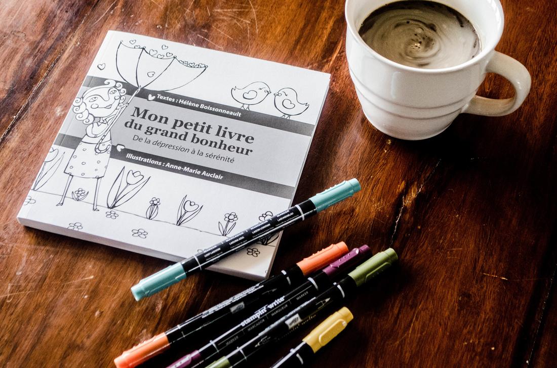 Mon petit livre du grand bonheur-Oser trouver sa place-Journée mondiale du livre et des droits d'auteur-création-auteures-Je suis une maman-Hélène Boissonneault-Émilie Poirier-Jaime Damak