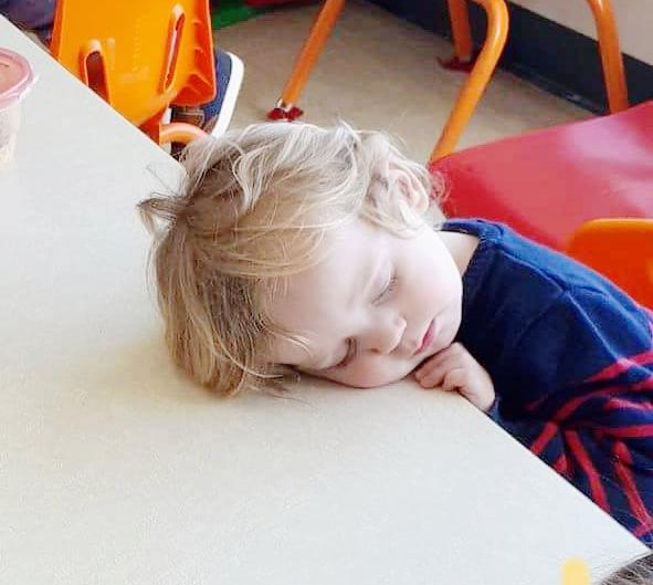 Enfants-Je suis une maman-dormir-nuits-nuit-parent-enceinte-témoignage-c'est la vie-vivants-amour-bonheur-Émilie Poirier