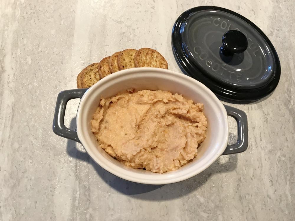 Hummus maison-recette-humus-houmous-RicarNo-cuisiner en famille-Cuisine-manger-santé-collation-Je suis une maman