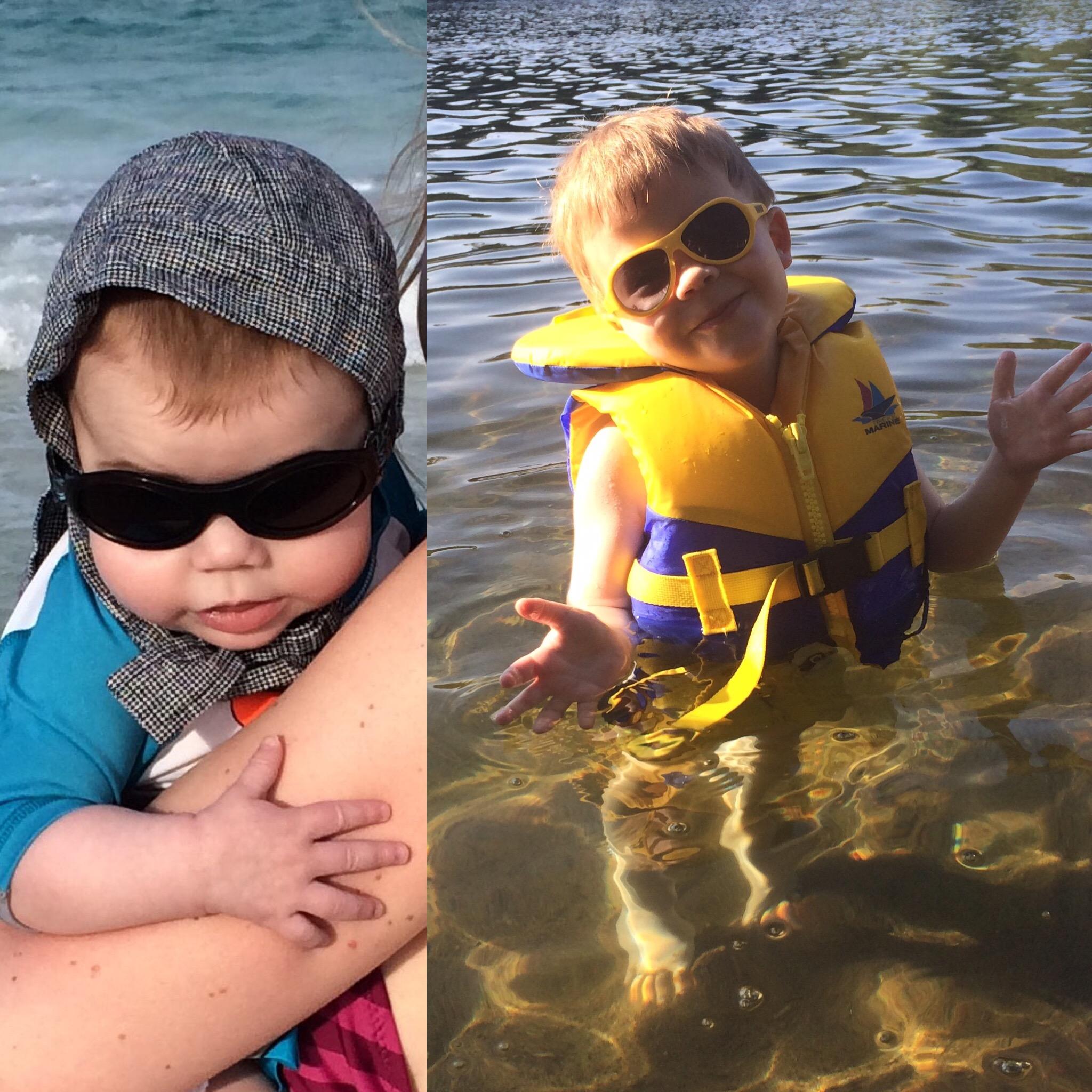 accessoire enfants-bébé garçon-jeune homme-enfants-mode-style-cravates-noeud papillon-lunettes de soleil-unisexe-fillette-fille-Je suis une maman