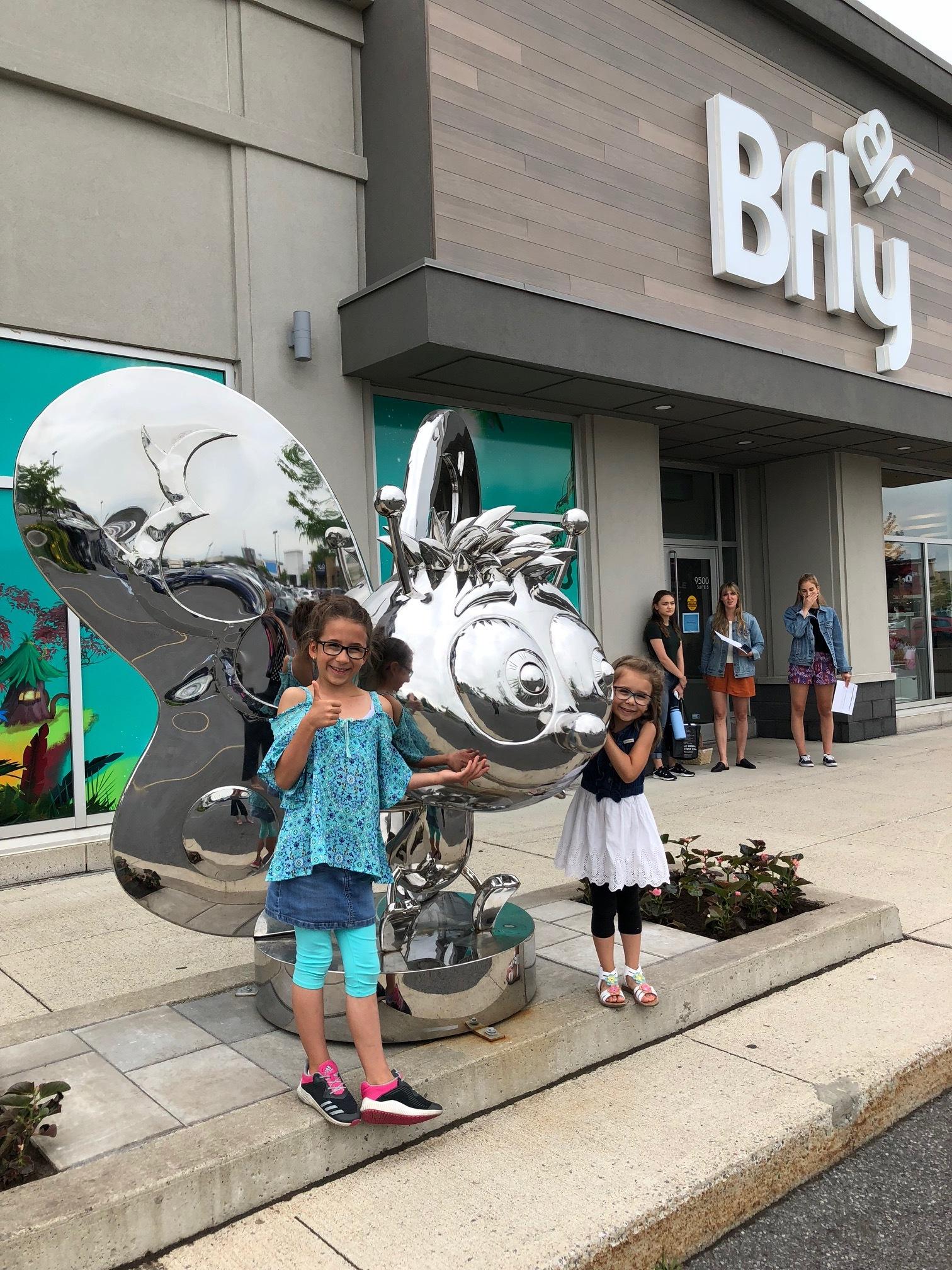 bFly-Dix30-activité en famille-sortie en famille-enfants-papillons-quoi faire avec les enfants-visite de nuit-Je suis une maman