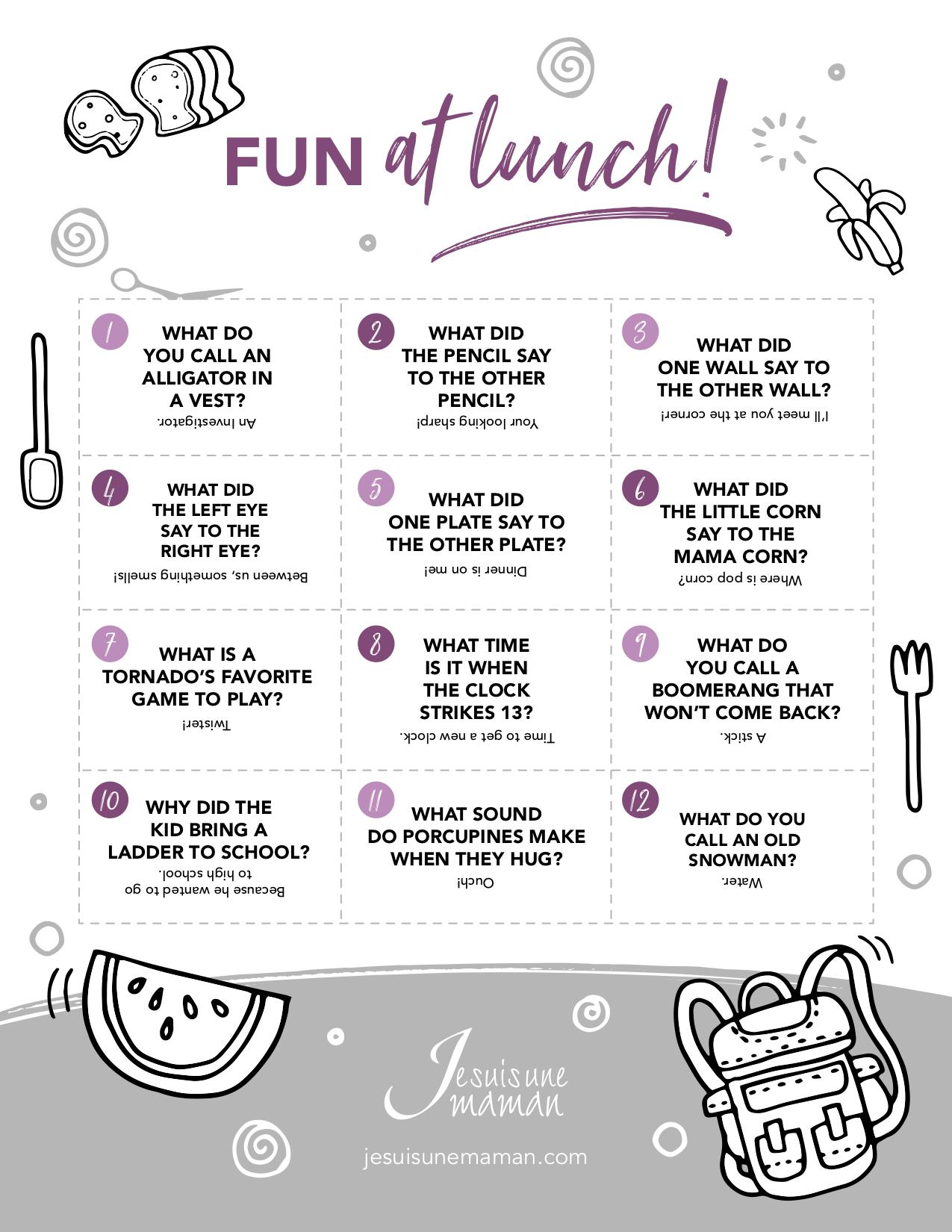 fun at lunch-jokes-kids-school-kidding-Je suis une maman