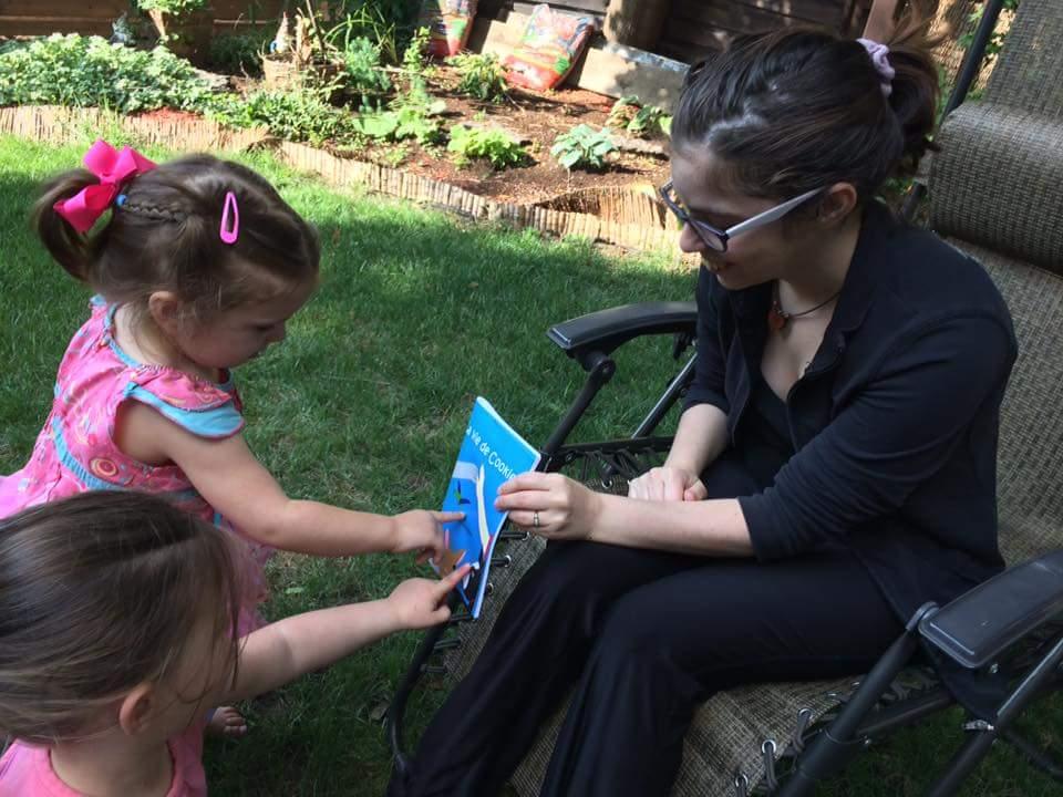 future maman- auteure jeunesse-livre pour enfants-désir de bébé-vouloir des enfants-pourquoi avoir des enfants-témoignage-Je suis une maman