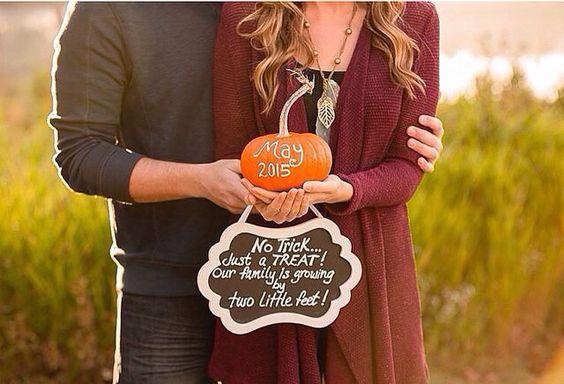 annoncer sa grossesse-Halloween-Annonces de grossesse-grossesse-maternité-Bébé en route-Bébé à venir-Je suis une maman