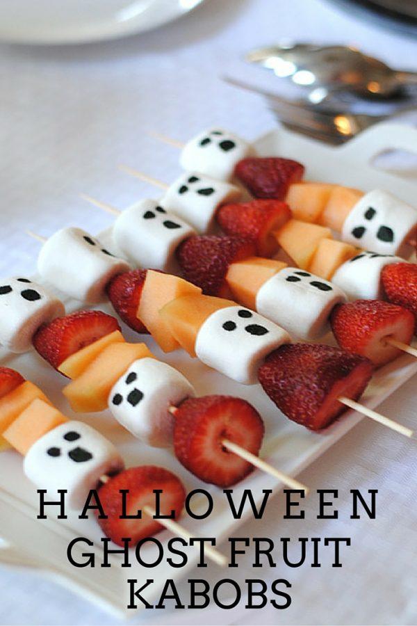 Collation santé-Halloween-fruits-thème Halloween-collations-snacks-idées de collation- manger- repas-31 octobre-école-maman-Famille-Je suis une maman
