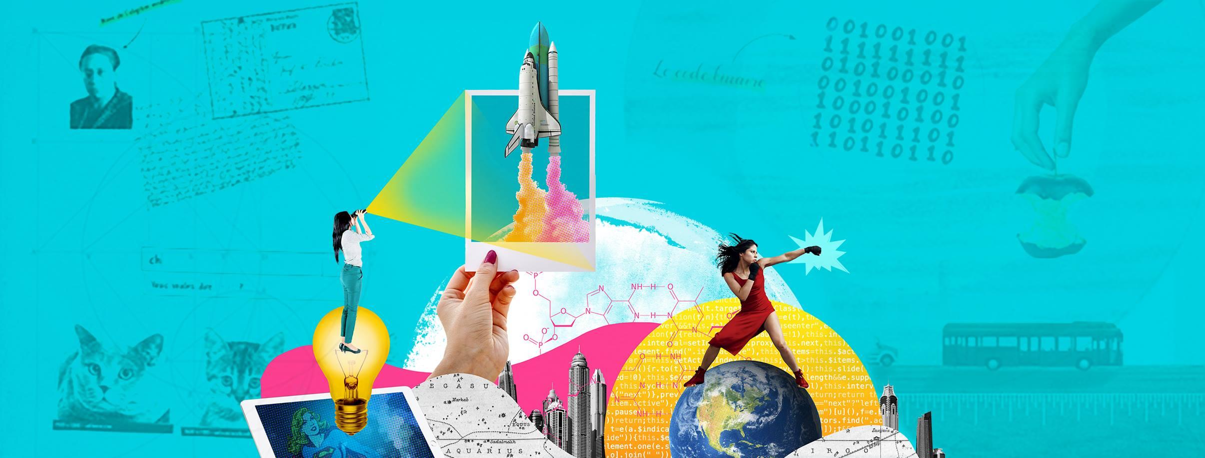 Les Catalys-web série-Jeunes filles-jeunes femmes-passion-monde des sciences-mathématiques-emploi scientifique-rocker les sciences-enfants-Filles-Mamans-Je suis une maman