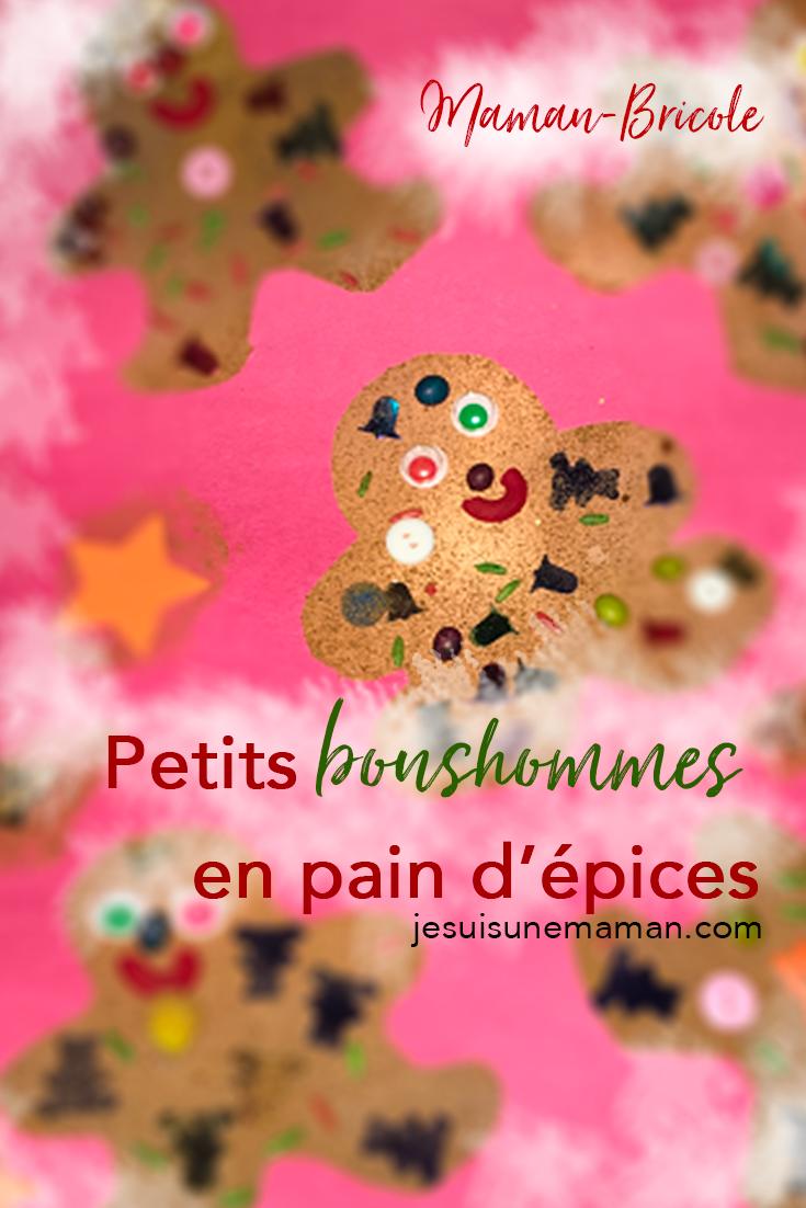 bricolages-bricos de Noël-bricoler-enfants-temps des fêtes-Noël-père Noël-DIY-décorer-Maman Bricole-#MamanBricole