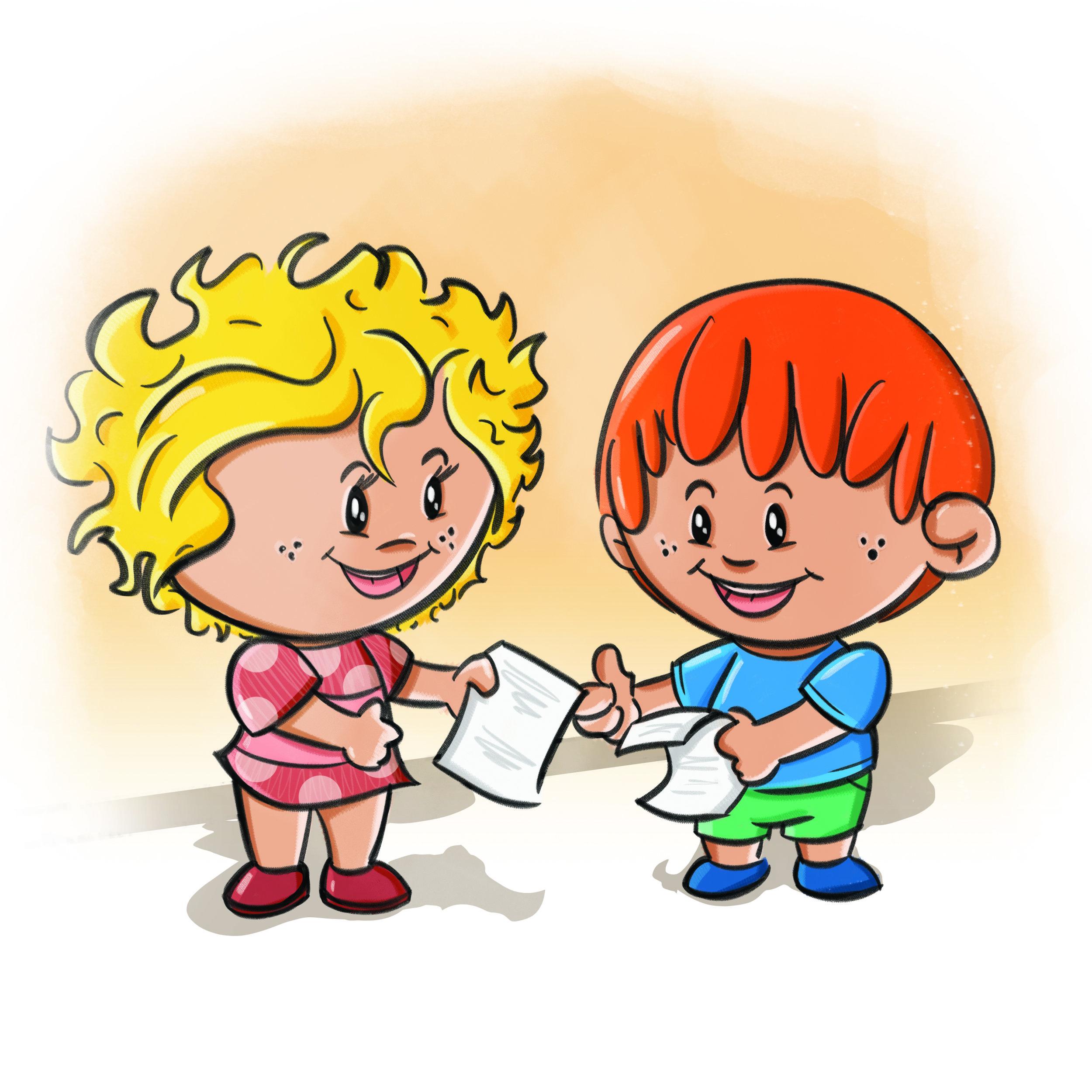 Emma et Philippe font du ménage, livre jeunesse, lecture, enfants