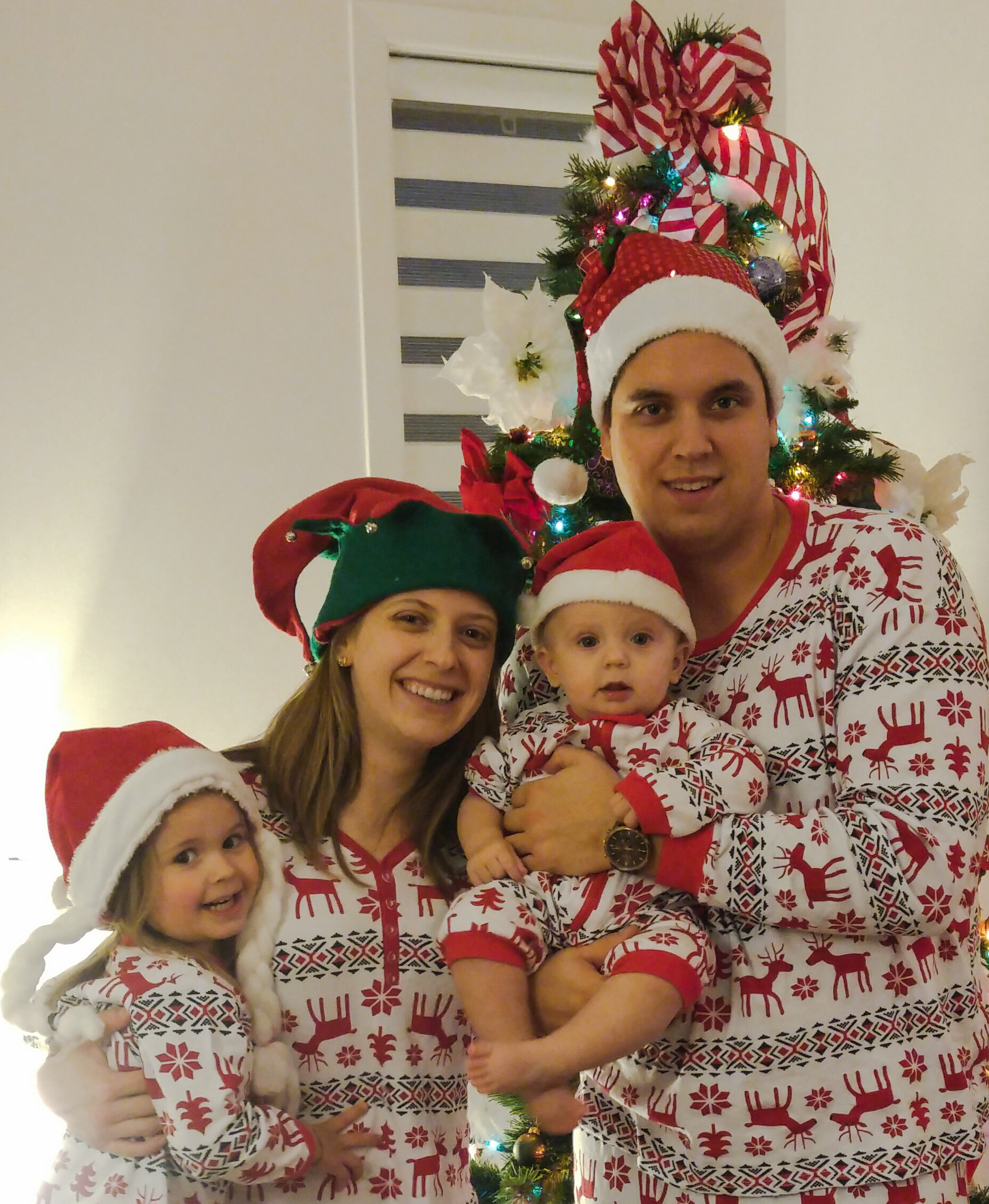 pyjamas de Noël-Twinning-pyjamas pour toute la famille-magasiner-Je suis une maman