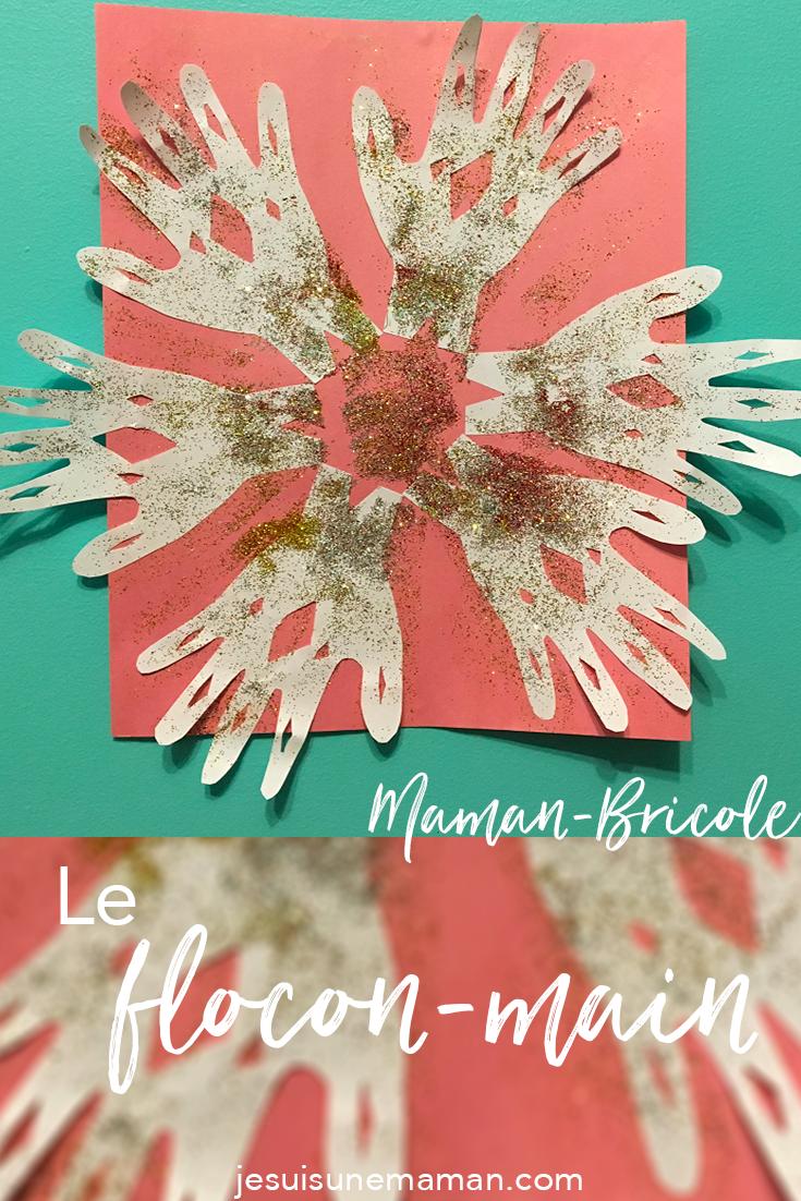 Activités d'hiver-activités intérieures-bricolage-brico-bricoler-enfants-MamanBricole-#mamanBricole-Je suis une maman
