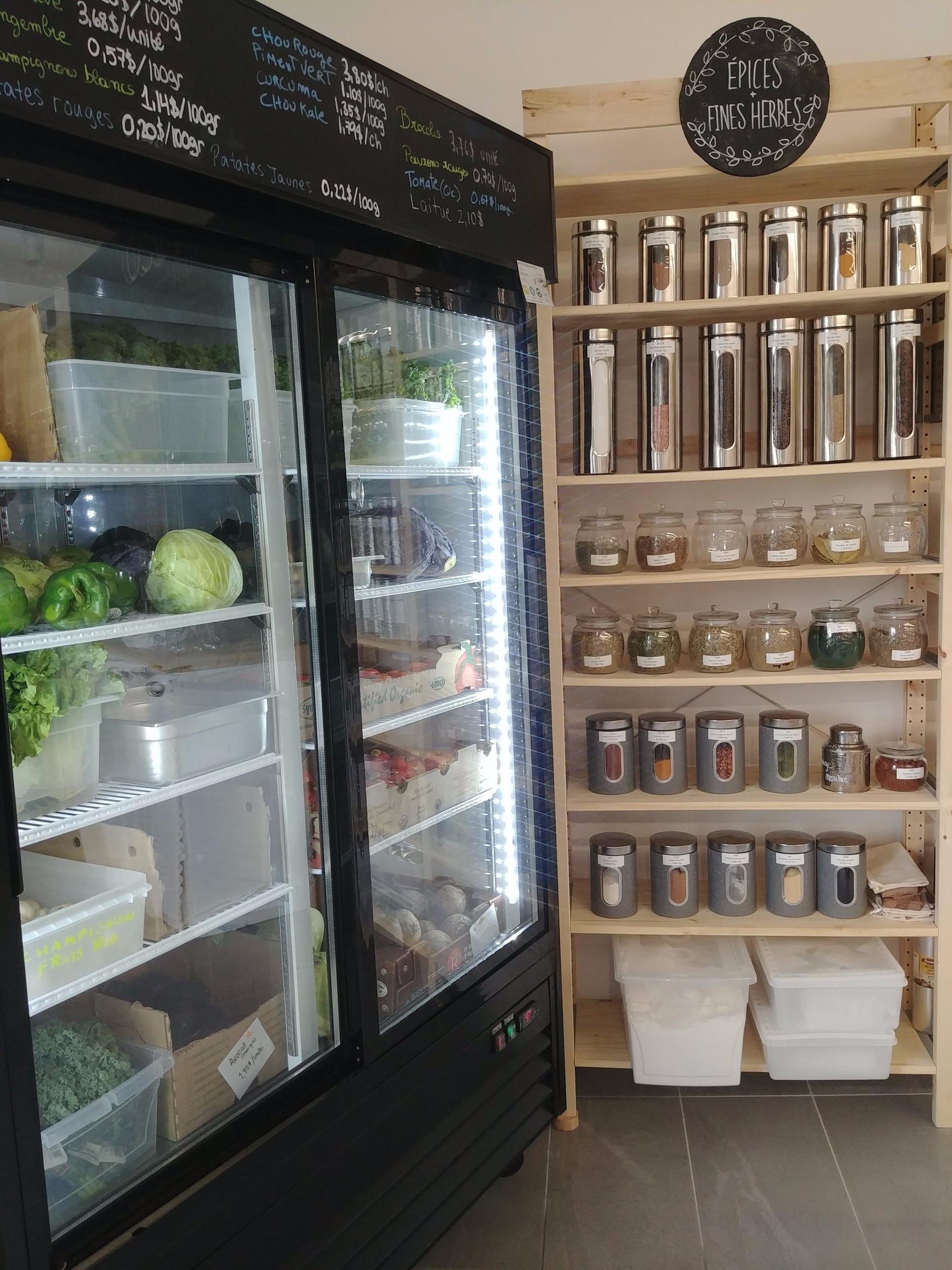 épicerie zéro déchet- Loco-vrac-écolo-tendance 2019-Brossard-alimentation-Je suis une maman