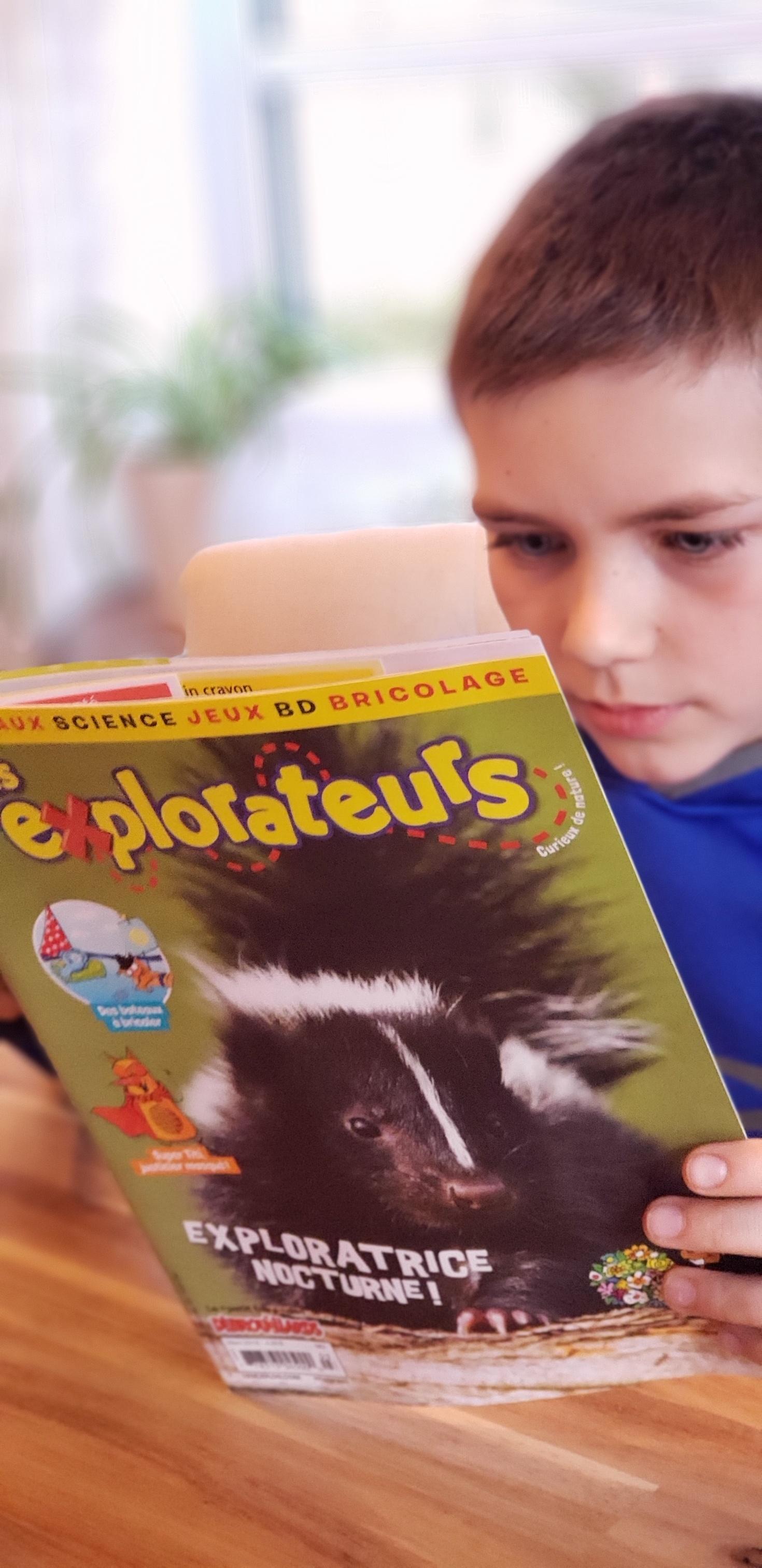 Mois des magazines jeunesse-Bayard Canada-lecture-enfant-Je suis une maman