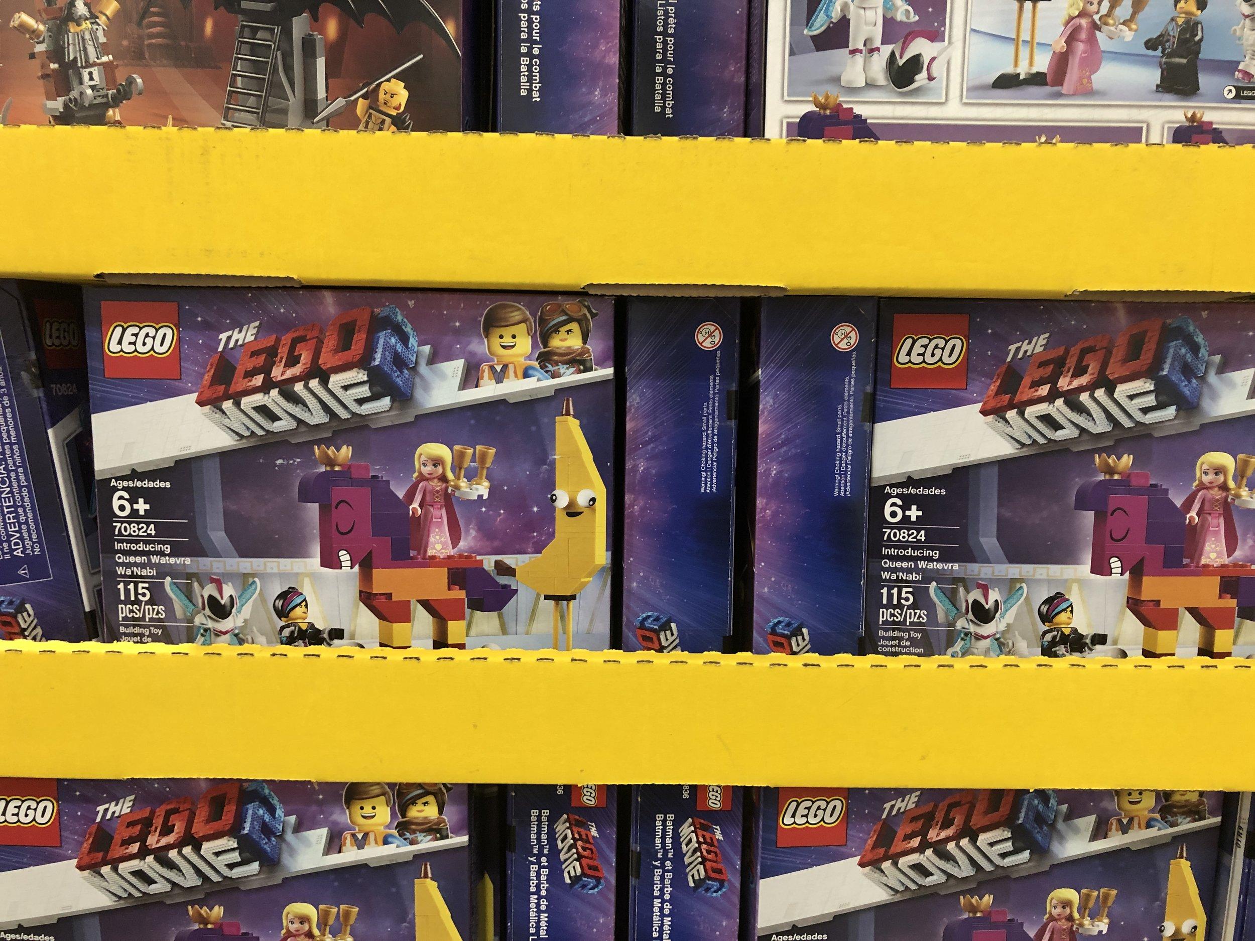 LEGO-Trouvailles Costco- Je suis une maman