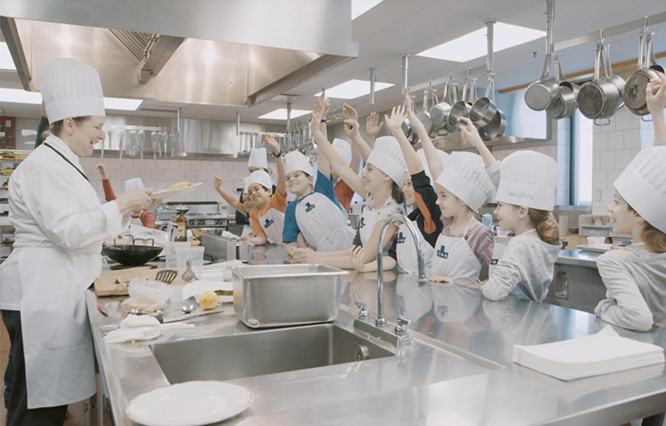 Camp d'été-camp culinaire de ITHQ-cuisiner-jeunes-enfants-été-suggestions-je suis une maman