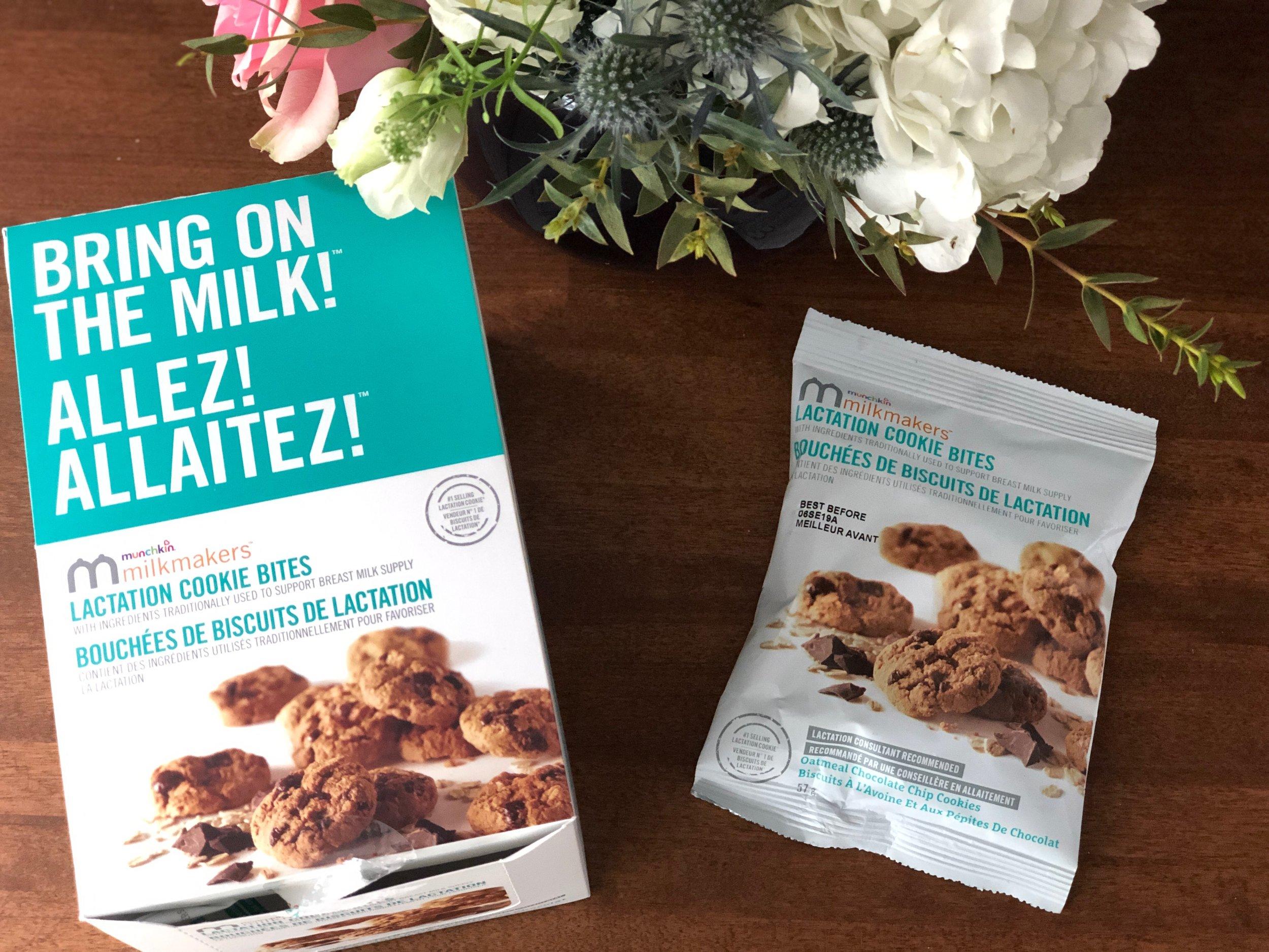 Biscuits de lactation-Muchkin-Je suis une maman-Salon maternité paternité enfants-Jaime Damak