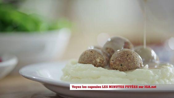 recettes pour un brunch de Pâques végétarien-végé-boulettes suédoises végé-Je suis une maman