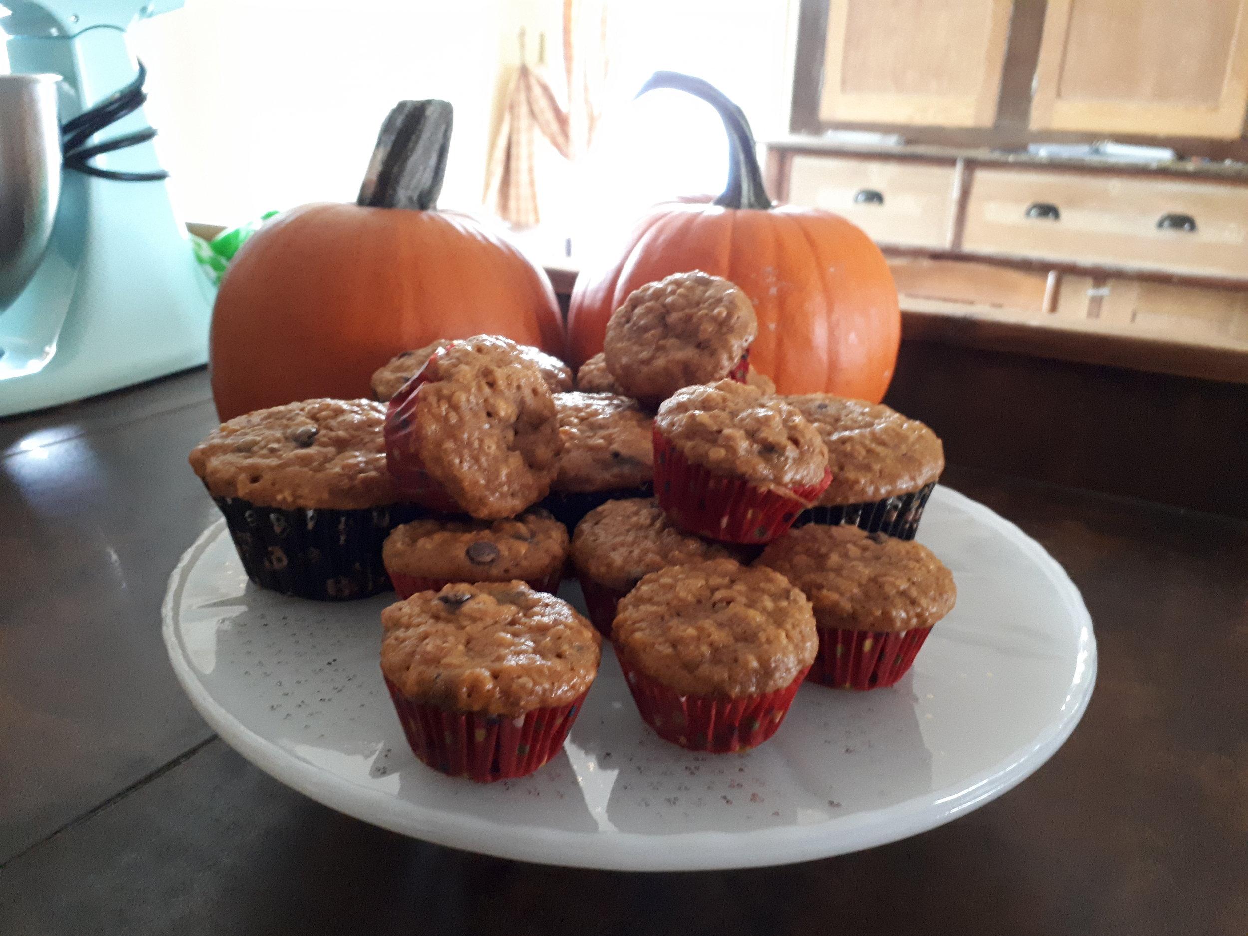 Recettes pour passer les restes de citrouilles après l'Halloween-recettes à la citrouille-famille-Recette-Crêpes-muffins-cari-Je suis une maman