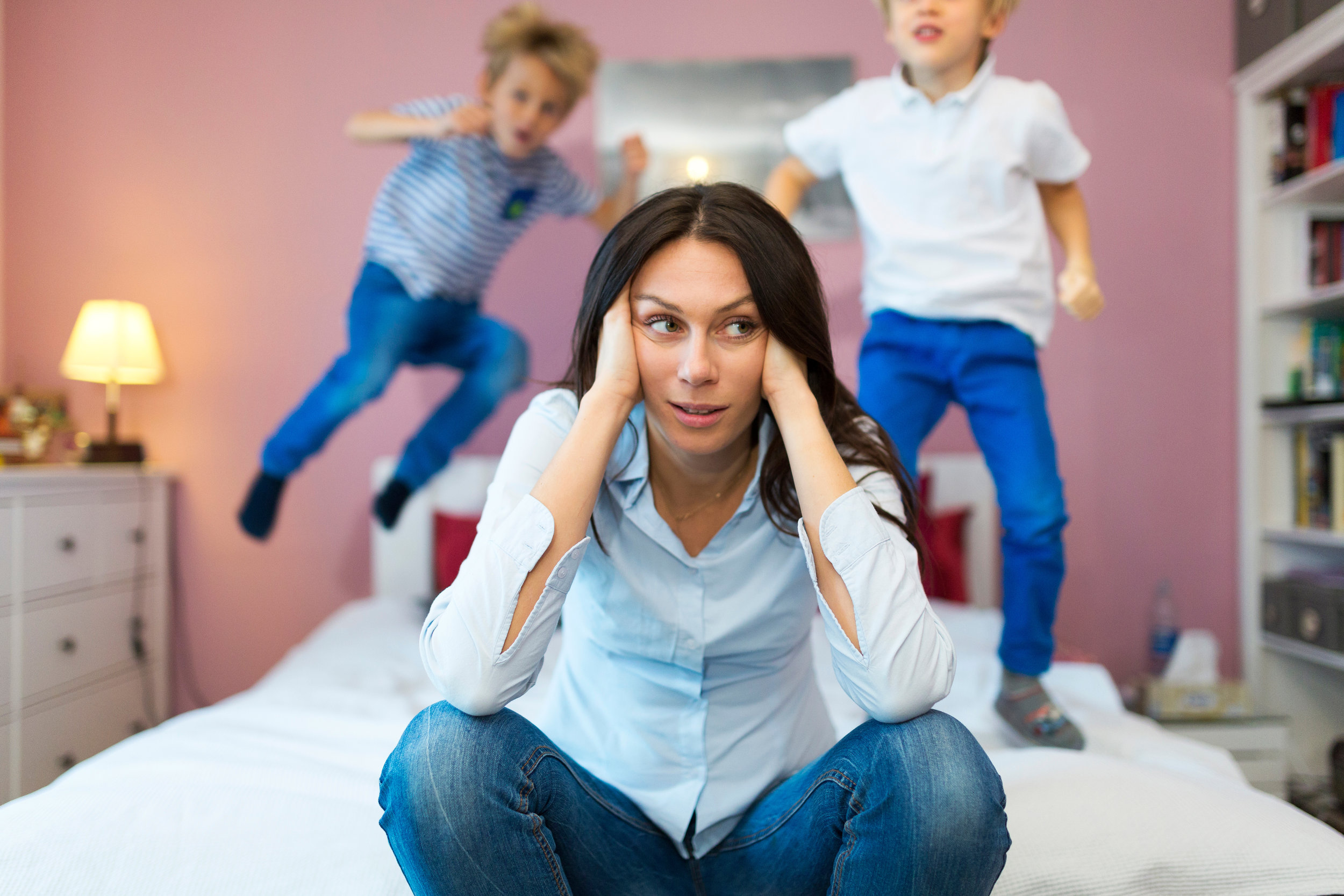Témoignage-maman-enfants différents-maman épuisée-jugement des autres-Je suis une maman