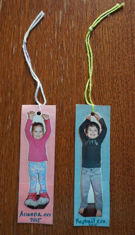cadeau-diy-enfant-fête-papa-bricolage-signet-livre-lecture-photo-souvenir