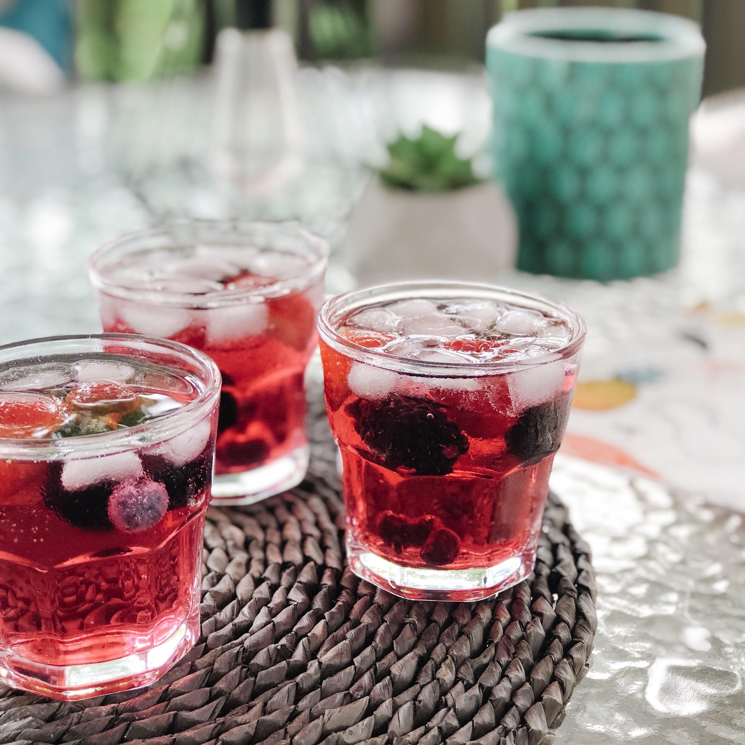 recette-sangria-sangria pour enfant-sans alcool