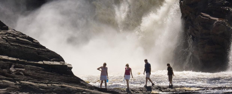 activité-famille-sport-physique-santé-randonnée-montagne-parc-chute-de-la-chaudiere-levis