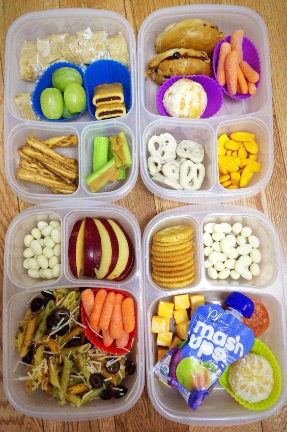 lunchable-maison-repas-compartimenté-boîte-à-lunch