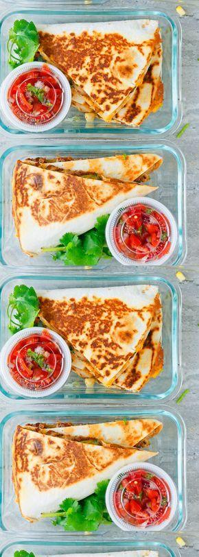 lunch-parfait-miam-quesadillas-salsa-fromage
