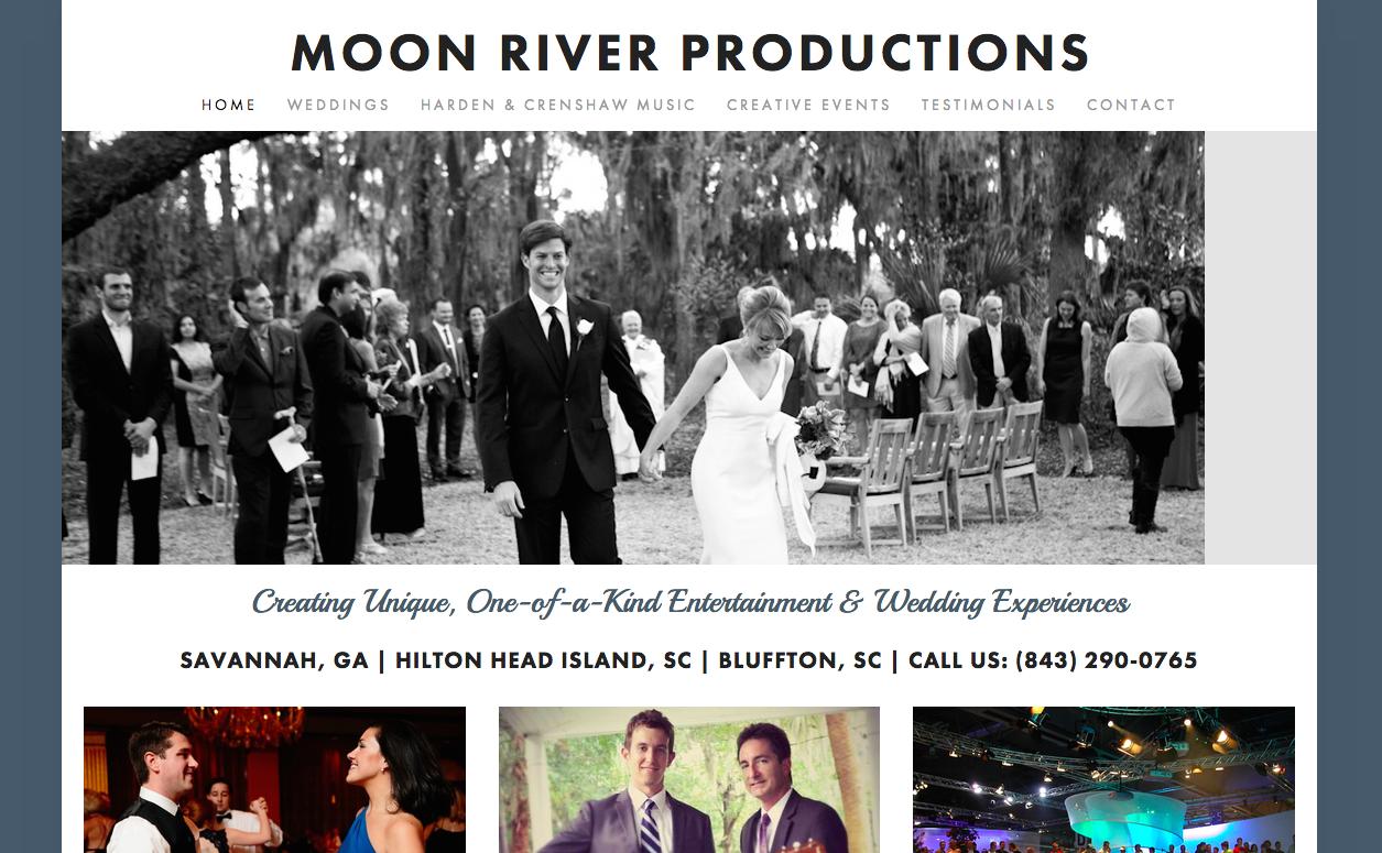 Moon River Productions -  moonriverproductions.com