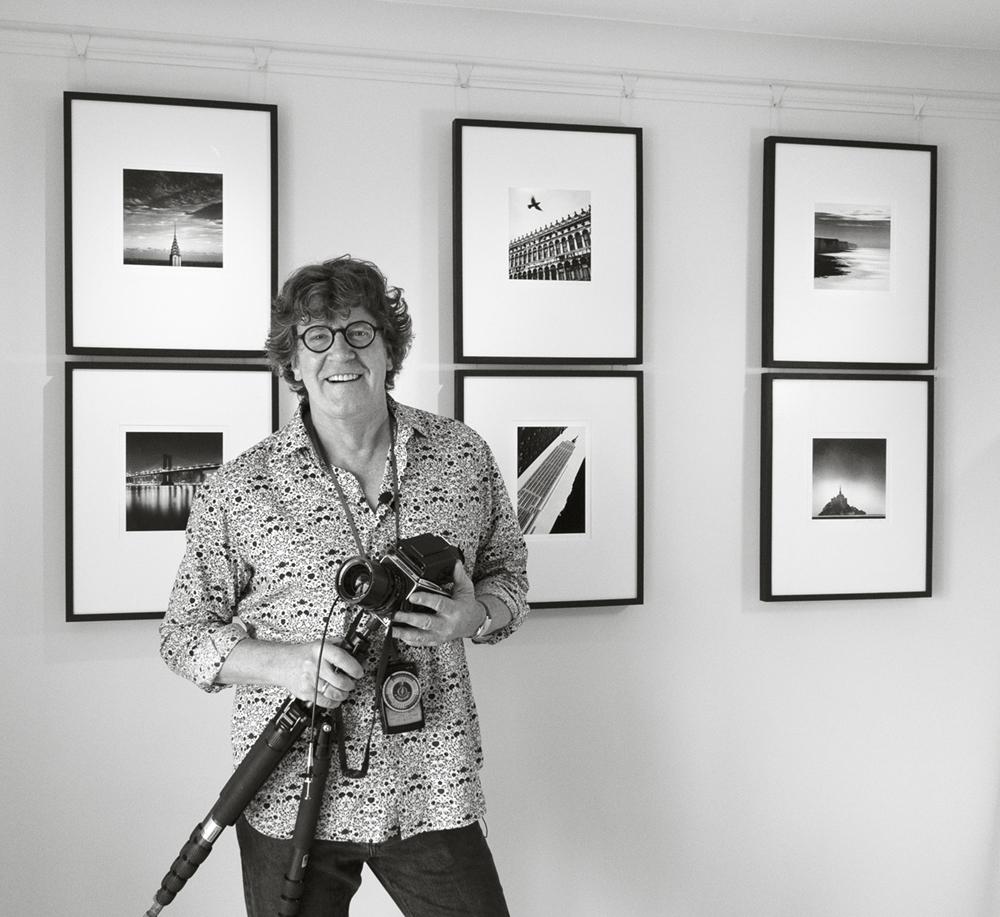 Michael Kenna at Bosham Gallery