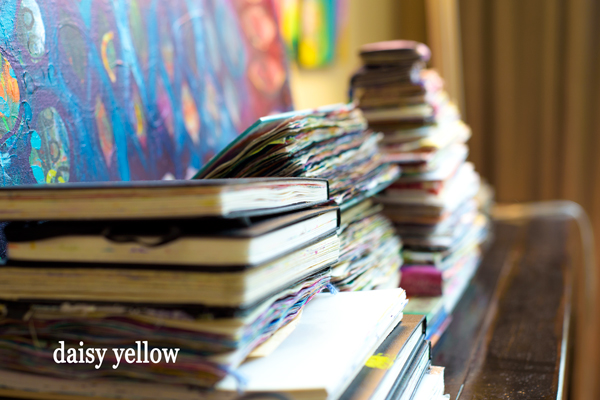 Journal collection by Tammy Garcia.