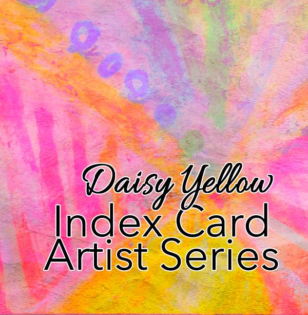 Index Card Artist Series